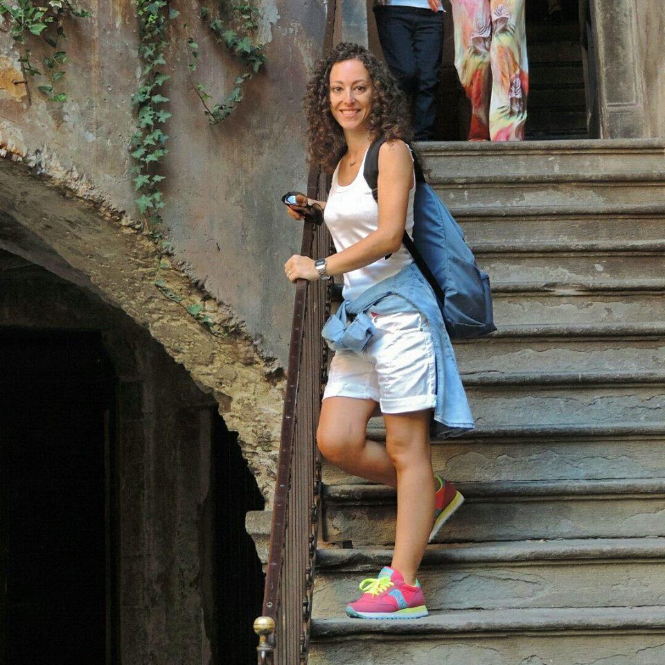 Irene Pea blogger di Viaggi da Mamme